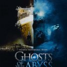 Ghost Of Abyss Original Movie Poster Double Sided 27x40