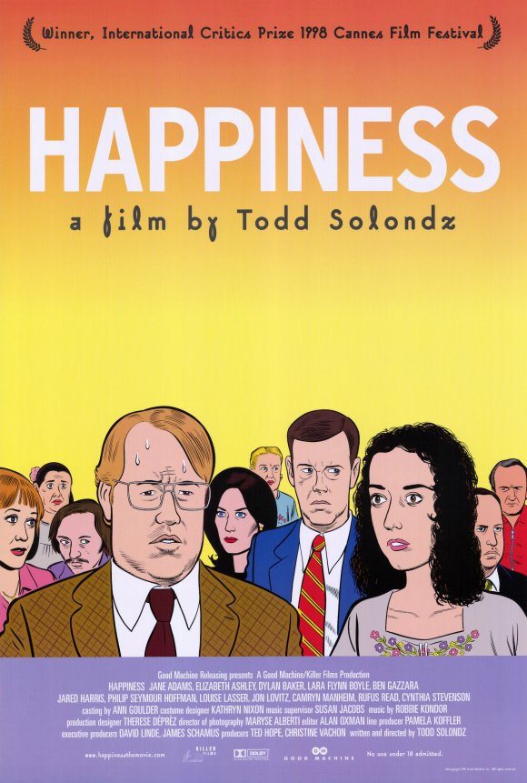 Happiness Original Movie Poster Single Sided 27x40