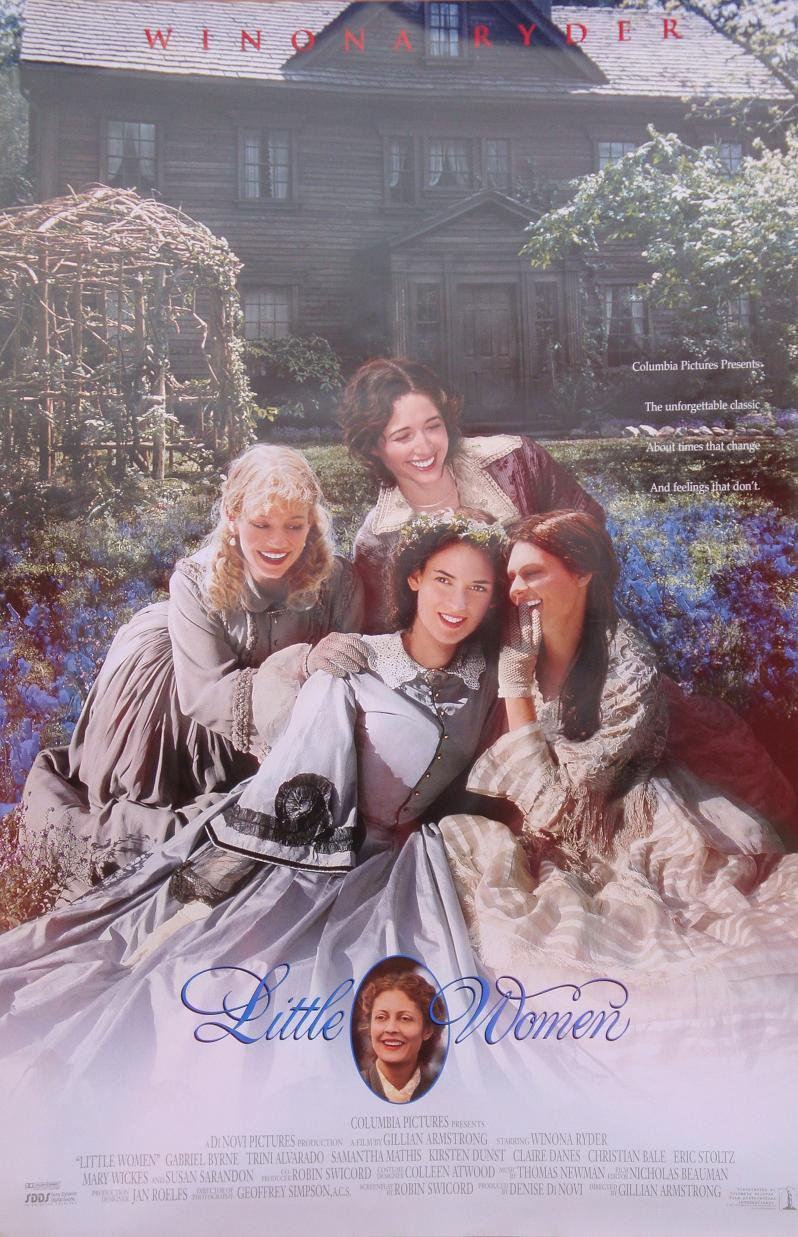 Little Women  Original Movie Poster Double Sided 27 X40