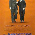 Impostors Original Movie Poster Double Sided 27 X40