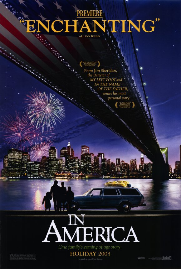 In America Original Movie Poster Double Sided 27x40