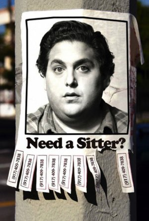 Sitter Advance Orig Movie Poster  Double Sided 27 X40
