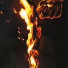 Ghost Rider French Original Movie Poster  Double Sided 27 X40