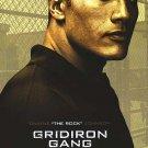 Gridiron Gang Intl Original Movie Poster Single Sided 27x40
