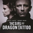 The Girl With The Dragon Tattoo Intl Original Movie Poster Double Sided 27x40