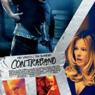 Contraband Regular Original Movie Poster Double Sided 27x40