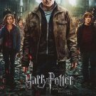 Harry Potter and the Deathly Hallows Part II Regular Original Movie Poster  Double Sided 27 X40