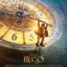 Hugo Regular Original Movie Poster  Double Sided 27 X40