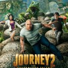 Journey 2 Original Movie Poster Double Sided 27 X40