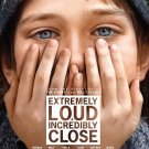 Extremely Loud and Incredibly Close Original Movie Poster Double Sided 27 X40