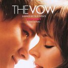 The Vow Original Movie Poster Double Sided 27 X40