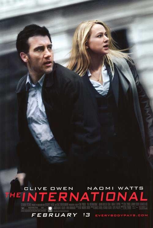International Version C Original Movie Poster Single Sided 27 X40