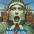 Home Alone 2 : Lost In New York Version A Original Movie Poster Double Sided 27 X40