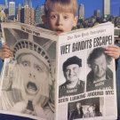 Home Alone 2 : Lost In New York Version B Original Movie Poster Single Sided 27 X40