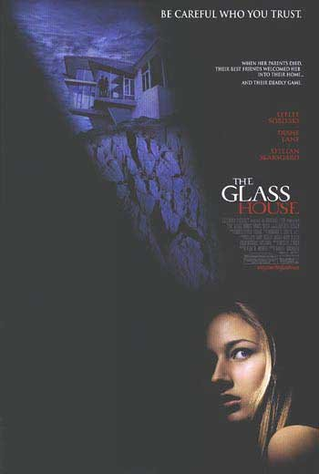 Glass House Original Movie Poster Double Sided 27x40