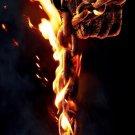 Ghost Rider Regular Original Movie Poster  Single Sided 27 X40