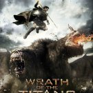 Wrath Of The Titans Advance Original Movie Poster Double Sided 27 X40