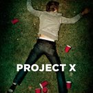 Project X Advance  Original Movie Poster Double Sided 27x40