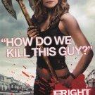 Fright Night Version D Original Movie Poster Single Sided 27 X40