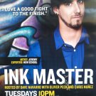 Ink Master Version C Tv Show Poster Original Movie Poster Single Sided 27x40