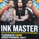Ink Master Version D Tv Show Poster Original Movie Poster Single Sided 27x40