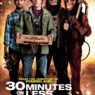 30 Minutes or Less Intl Original Movie Poster Double Sided 27 X40