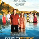 Couples Retreat Original Movie Poster 27 X40 Double Sided