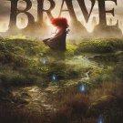 Brave 1st Advance Original Movie Poster Single Sided 27x40