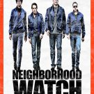 Neighborhood Watch Advance Original Movie Poster Single Sided 27x40