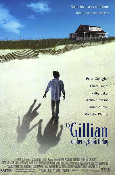 Gillian On Her 37th Birthday Orig Movie Poster 2Sided 27x40
