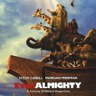 Evan Almighty Original Movie Poster Double Sided 27x40