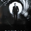Skyfall Advance (October Imax) Original Movie Poster Double Sided 27 X40