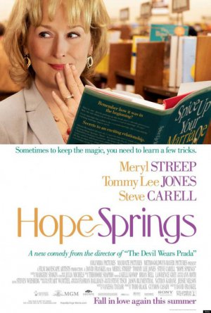 Hope Springs Original Movie Poster Double Sided 27 X40