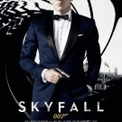 Skyfall Intl Coming Soon Imax Original Movie Poster Double Sided 27 X40