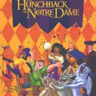 Hunchback Of The Notre Dame Intl Original Movie Poster Double Sided 27x40
