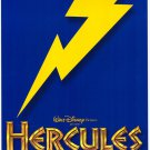 Hercules Advance Blue Original Movie Poster Double Sided 27x40