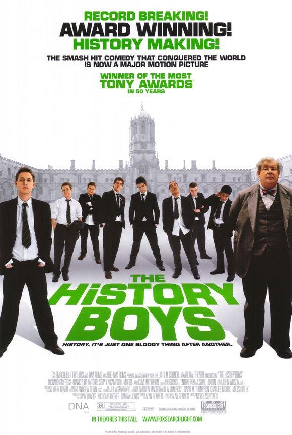History Boys Original Movie Poster Single Sided 27x40