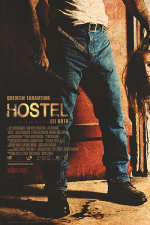 Hostel Version A Original Movie Poster Double Sided 27x40
