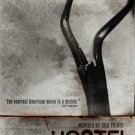 Hostel  Original Movie Poster Double Sided 27x40