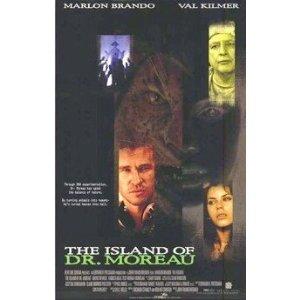 Island Of dr. Moreau Original Movie Poster Single Sided 27x40