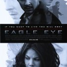 Eagle Eye Original Movie Poster Singe Sided 27x40