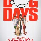 Diary Of Wimpy Kid : Dog Days Regular Original Movie Poster Double Sided 27x40