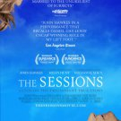 The Sessions Original Movie Poster Double Sided 27 X40