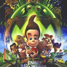 Jimmy Neutron Original Movie Poster Double Sided 27x40
