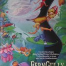 Ferngully: The Last Rainforest Spanish Original Movie Poster Double Sided 27x40