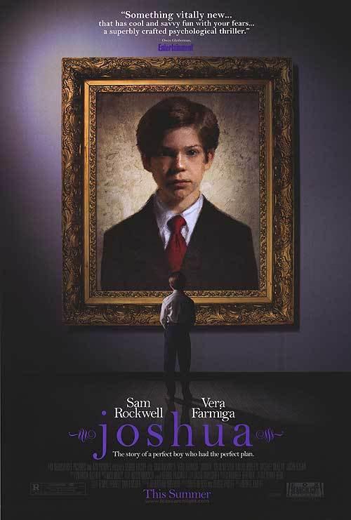 Joshua Regular Original Movie Poster Double Sided 27x40