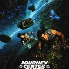 Journey To The Center Of The World Version A Original Movie Poster Double Sided 27x40