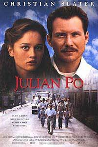 Julian Po Original Movie Poster Double Sided 27x40
