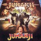 Jumanji Original Movie Poster Double Sided 27x40