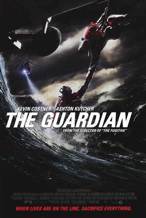 Guardian Original Movie Poster Double Sided 27x40
